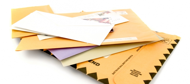 Creative Direct Mail Envelope Themes, Part 1