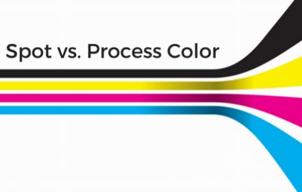 spot vs process color