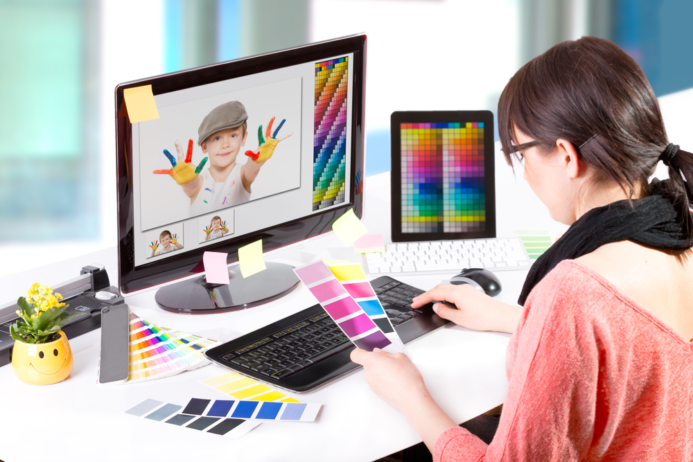 Does Offset Printing Artwork Require a Graphic Designer? | Sun Print
