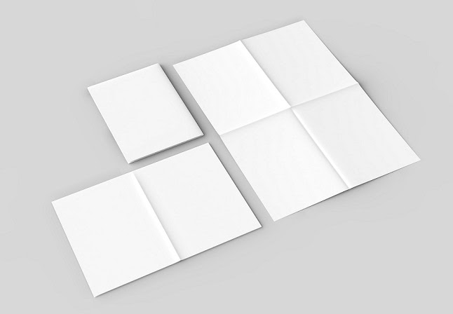 French fold brochure (4 panel)