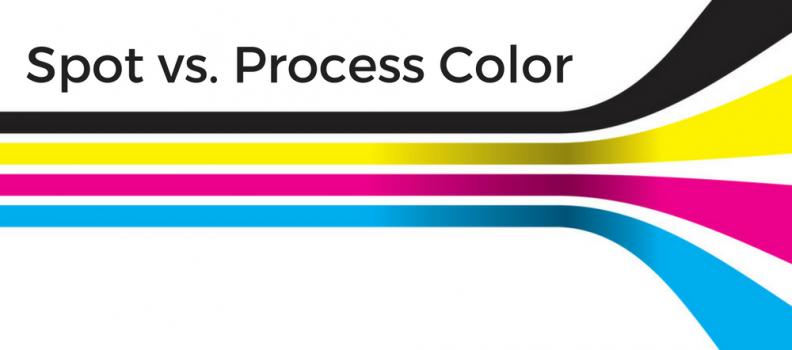 Digital & Offset Printing Terms: Spot vs. Process Color