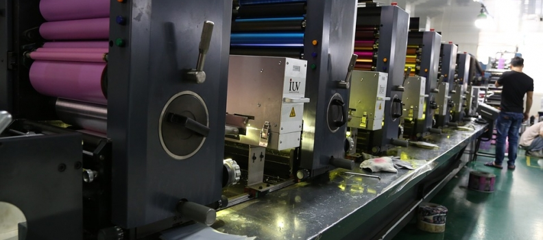 What is Lithographic Printing?
