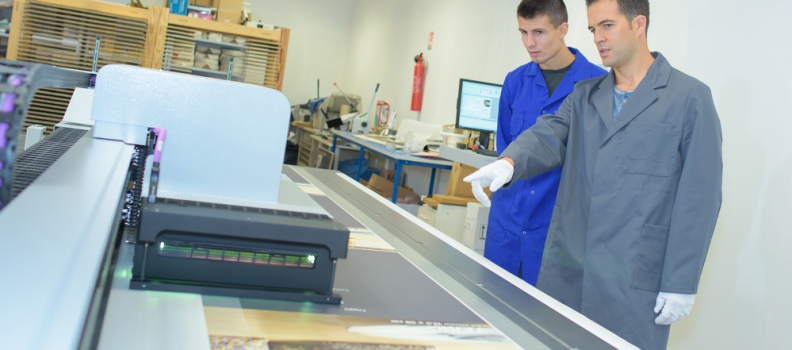 Offset Printing for Posters
